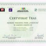 Certyfikat Zarzecze