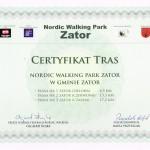 Certyfikat Zator