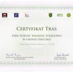 Certyfikat Osielsko