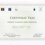 Certyfikat Przemyśl