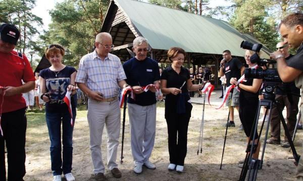 Nordic Walking Park Podkarpacie Centrum otwarty
