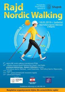 """Zapraszamy na oficjalne otwarcie Nordic Walking Park """"Słupsk"""""""